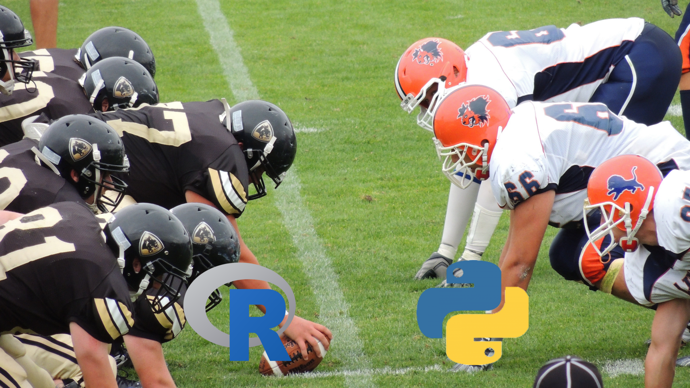 From 'R vs Python' to 'R and Python'