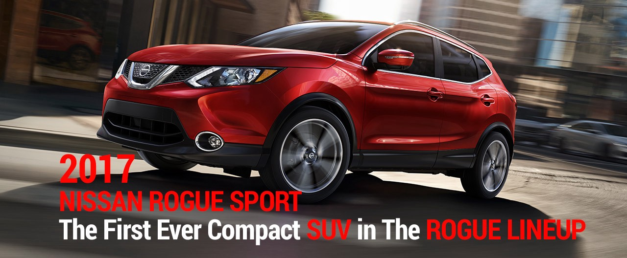 The 2017 Nissan Rogue Sport Porly Known As Qashqai In Europe And Canada Bears More Than Just Name It Is Smaller Less Ful