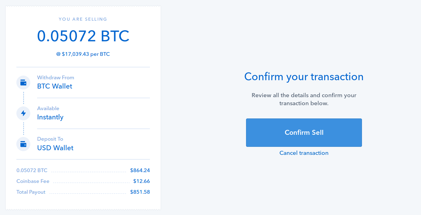bitcoin how to confirm transaction