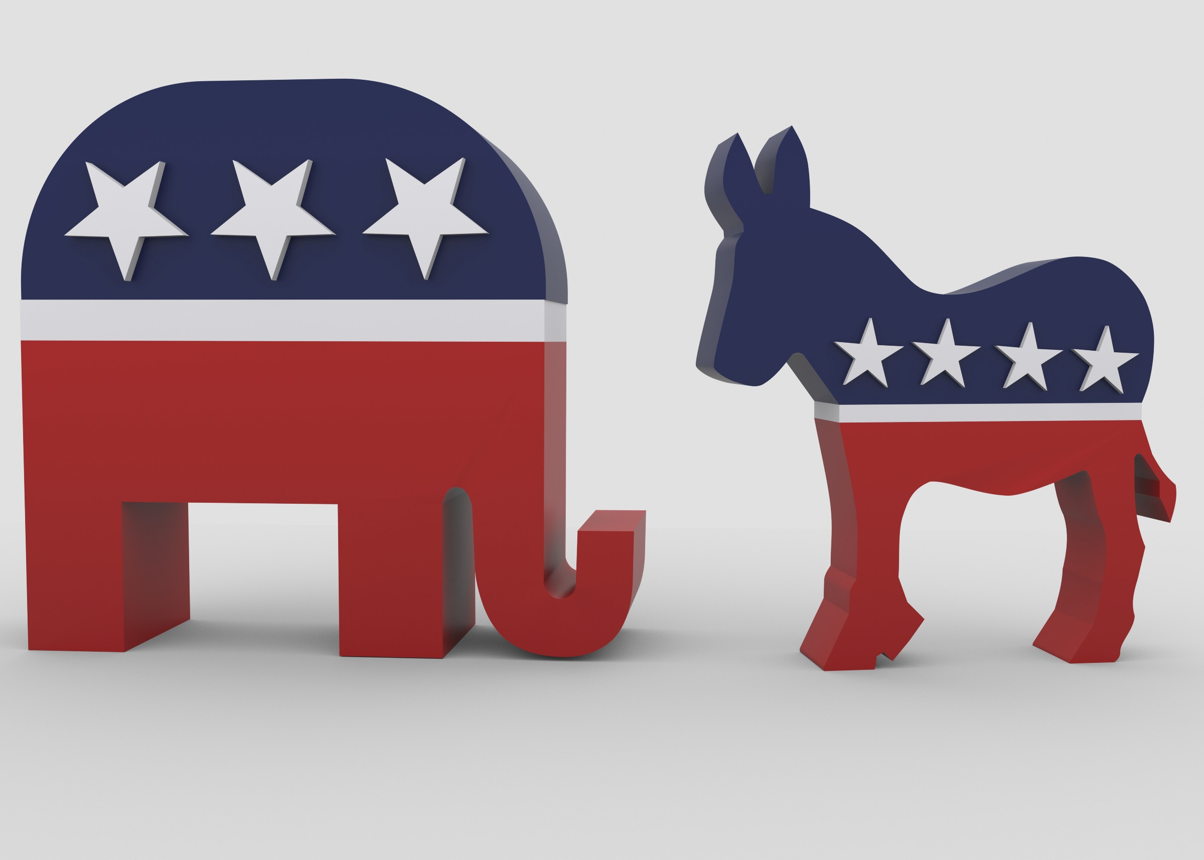 Americans Have a Love/Hate Relationship With Their Political Parties