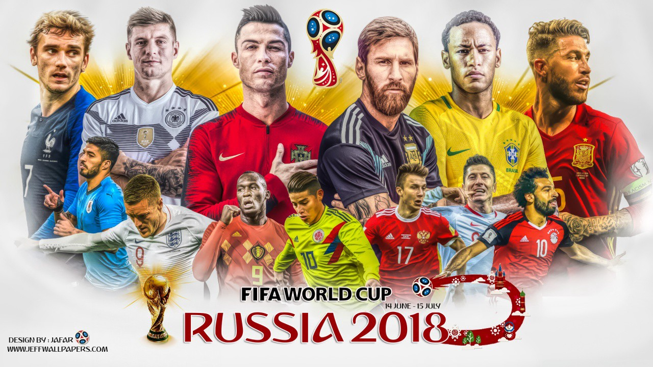 feb5aeed71f 10 Reasons You Should Watch the World Cup (even without Team USA)