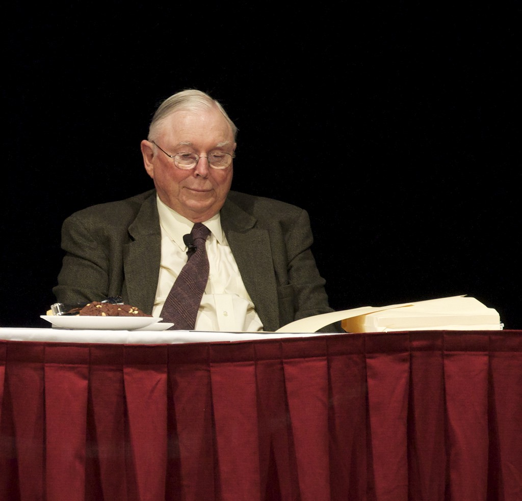 Charlie Munger: How to Guarantee a Life of Misery