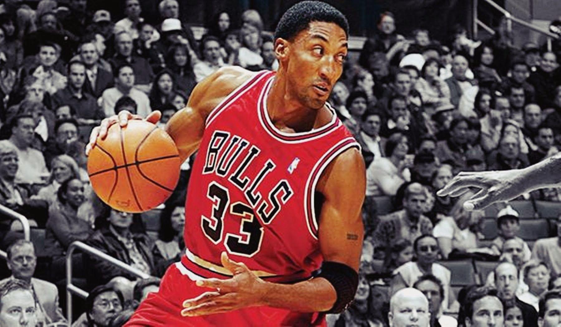 247613c8771b Let s just say it  Scottie Pippen was fucking great. Not good. Not really  good. Not very good. Great. Great great.