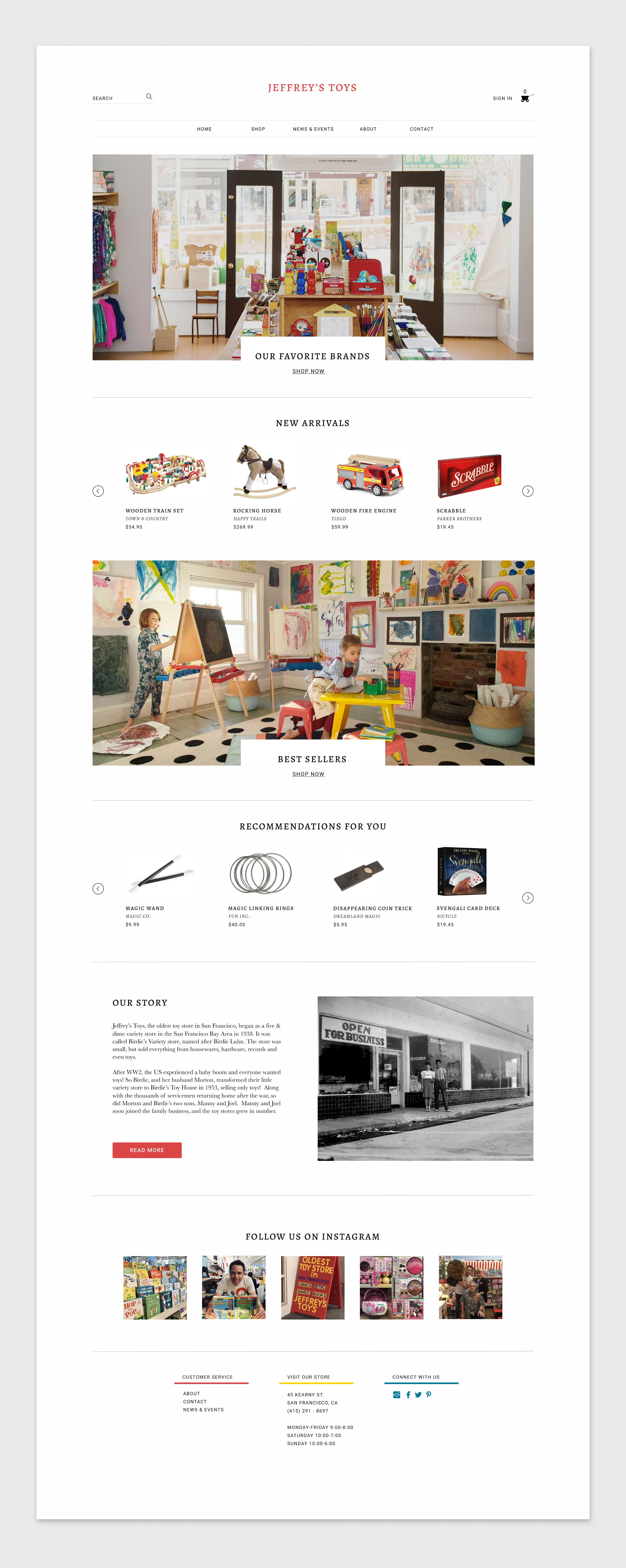 c688ba41d Designing an e-commerce site for a toy store — a UX case study