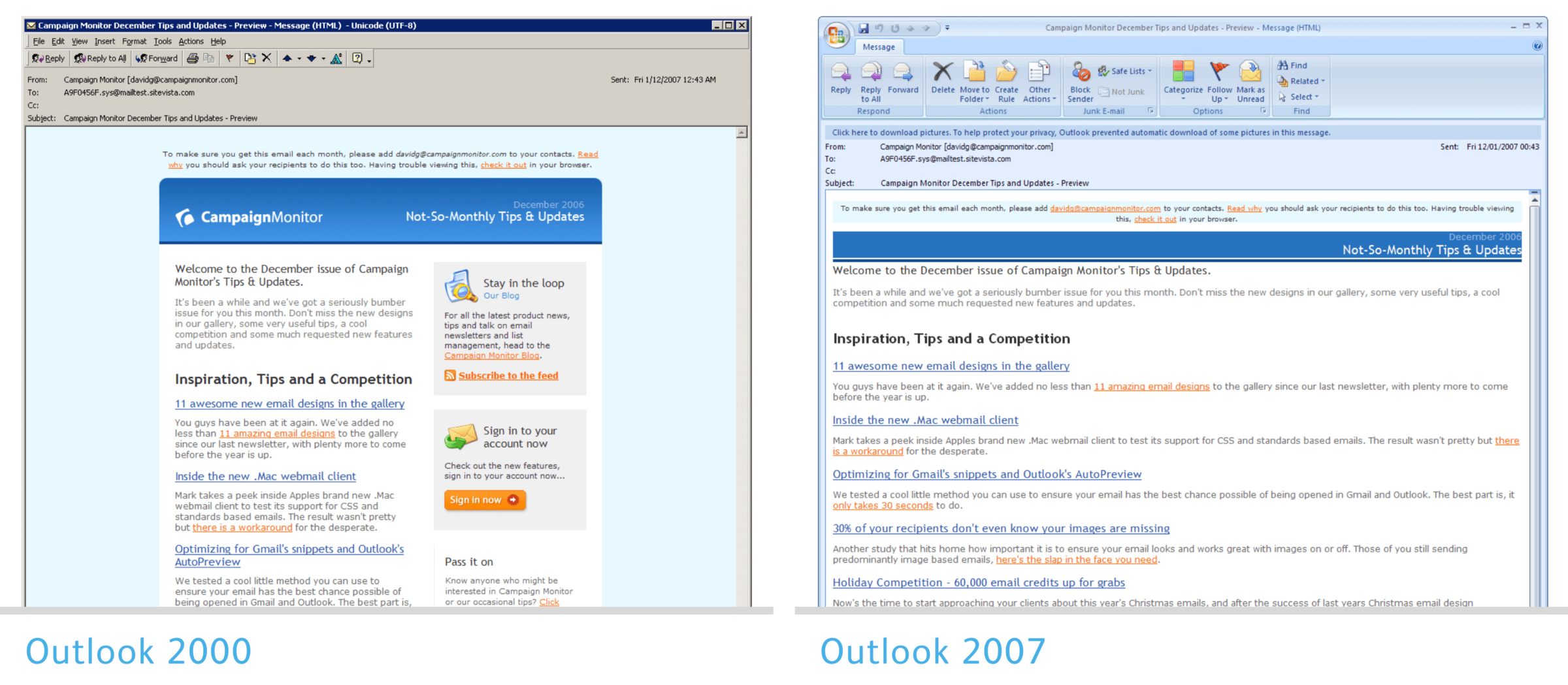 1f2df711ee86ae These problems show no signs of stopping as Word is still used as the  rendering engine as of the latest Outlook 2016 for Windows.
