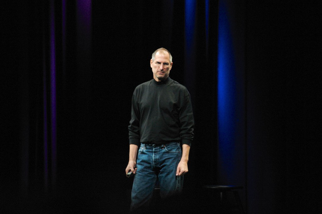 ac14595cf6 Why Steve Jobs wore the same outfit every day – Personal Growth – Medium