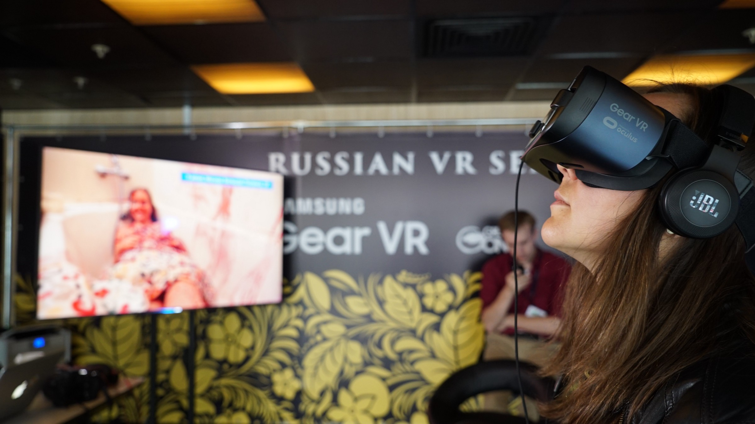 """6be818deaced """"We understand that for the most of our visitors this VR experience will be  the first"""""""
