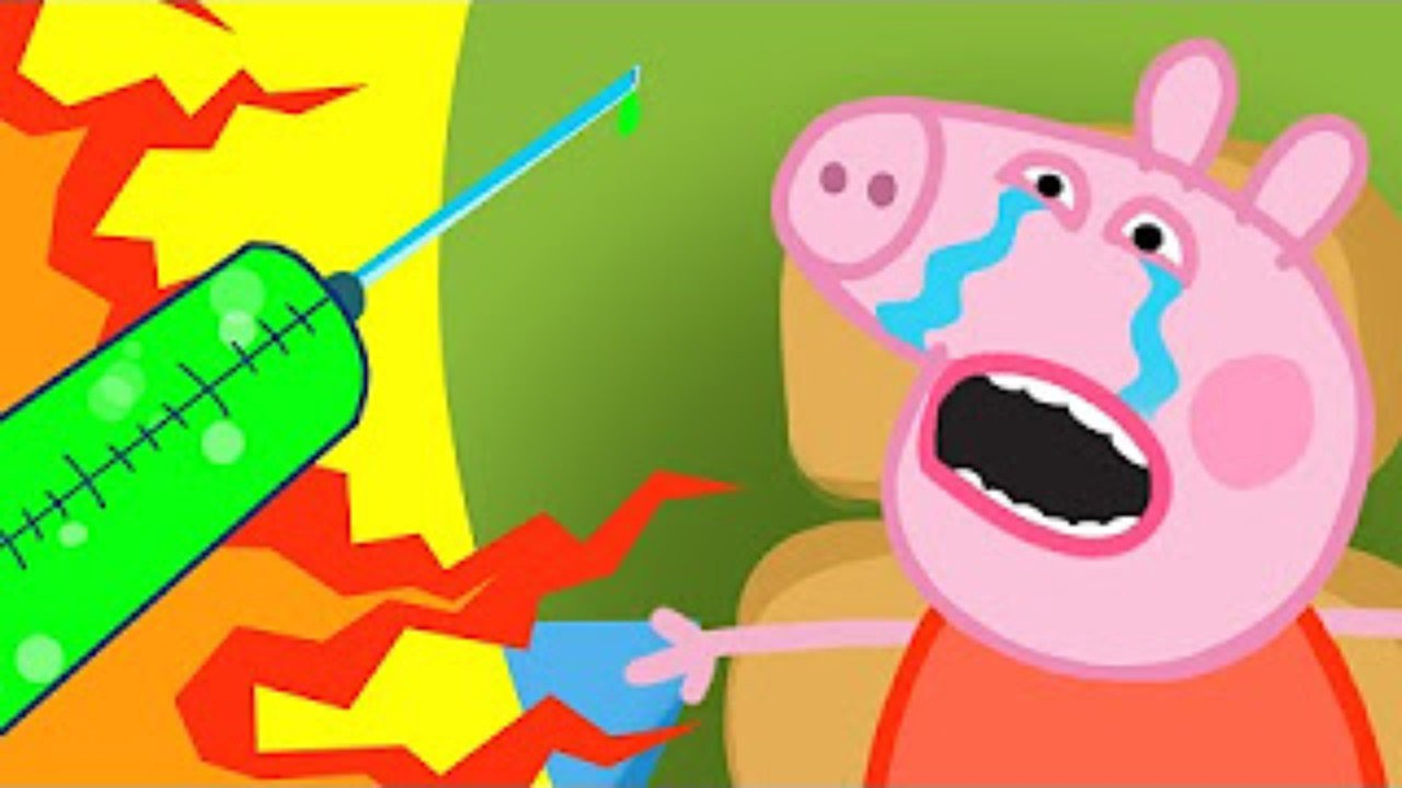d28bca35a A step beyond the simply pirated Peppa Pig videos mentioned previously are  the knock-offs. These too seem to teem with violence. In the official Peppa  Pig ...