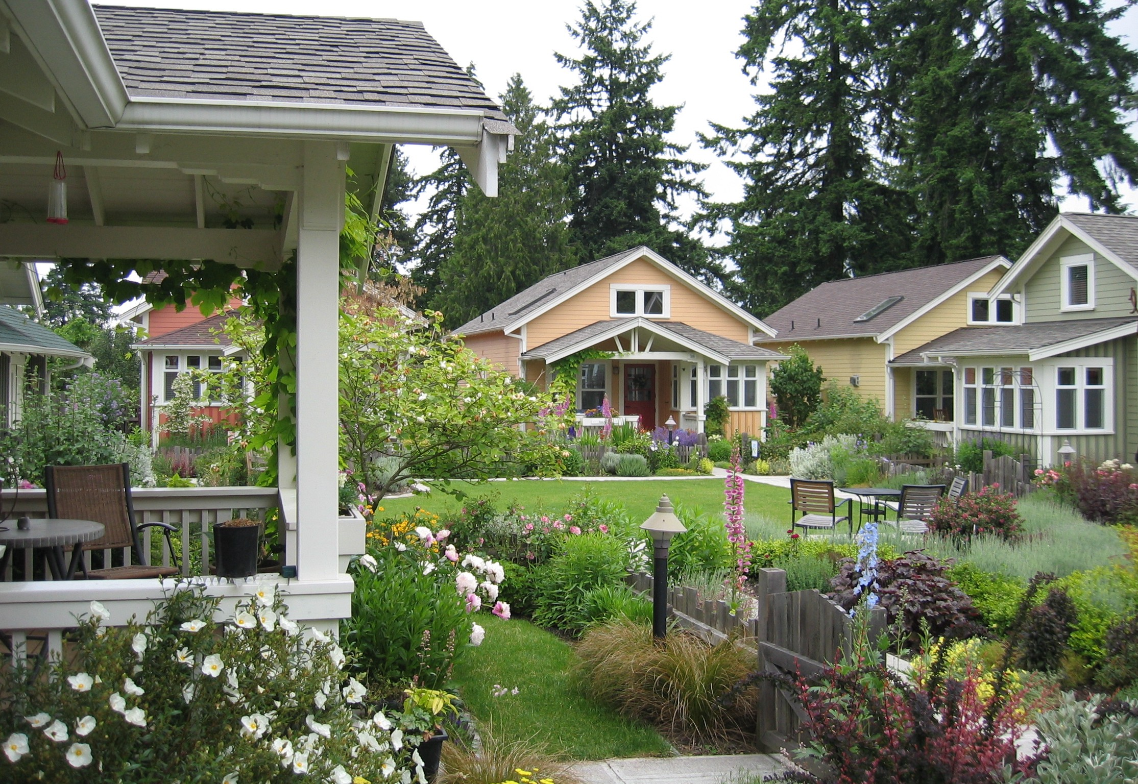 Cottage Clusters: Portland's Chance To Build Community In
