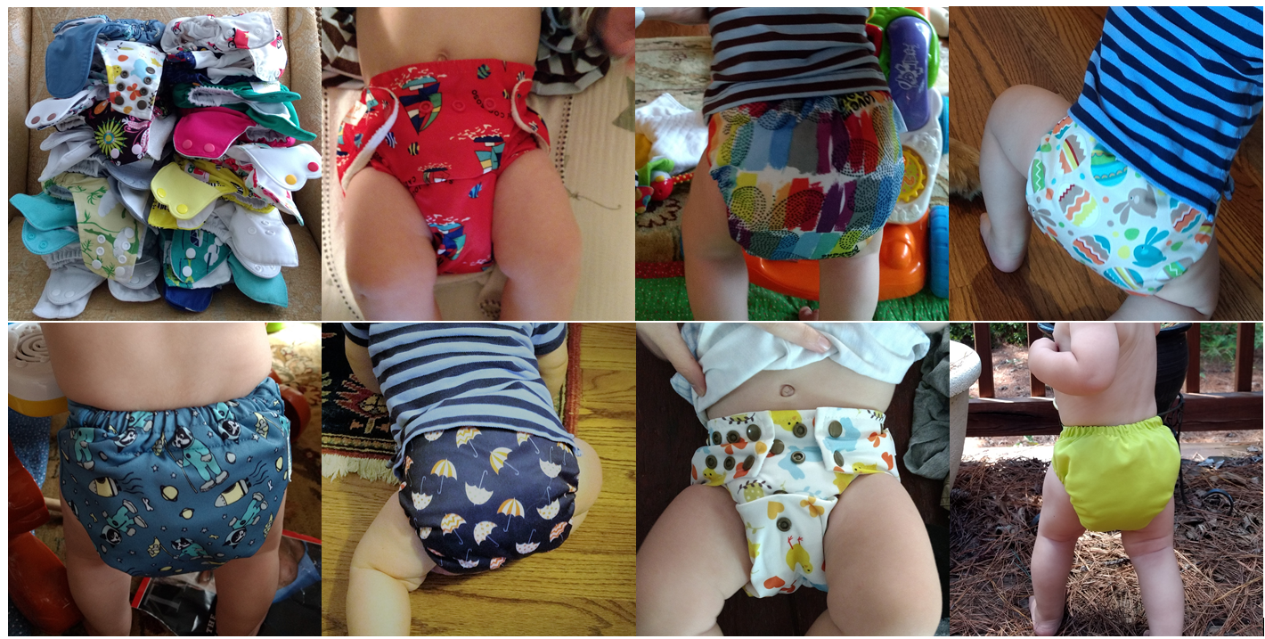b3267acbead6 The Down and Dirty of Cloth Diapering – Elizabeth Wooten – Medium