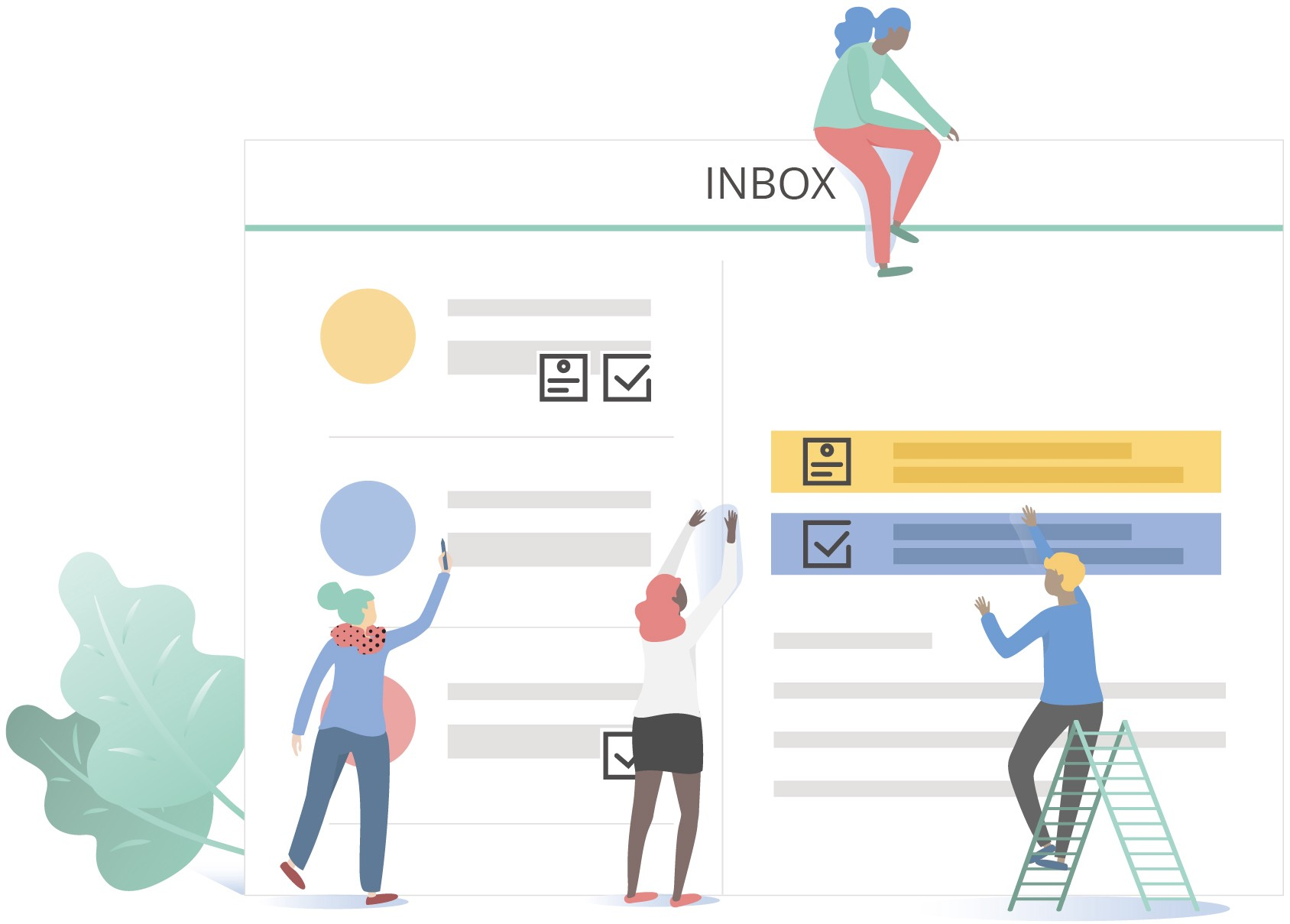 Manage Tasks and Notes with Your Team in Mailbutler