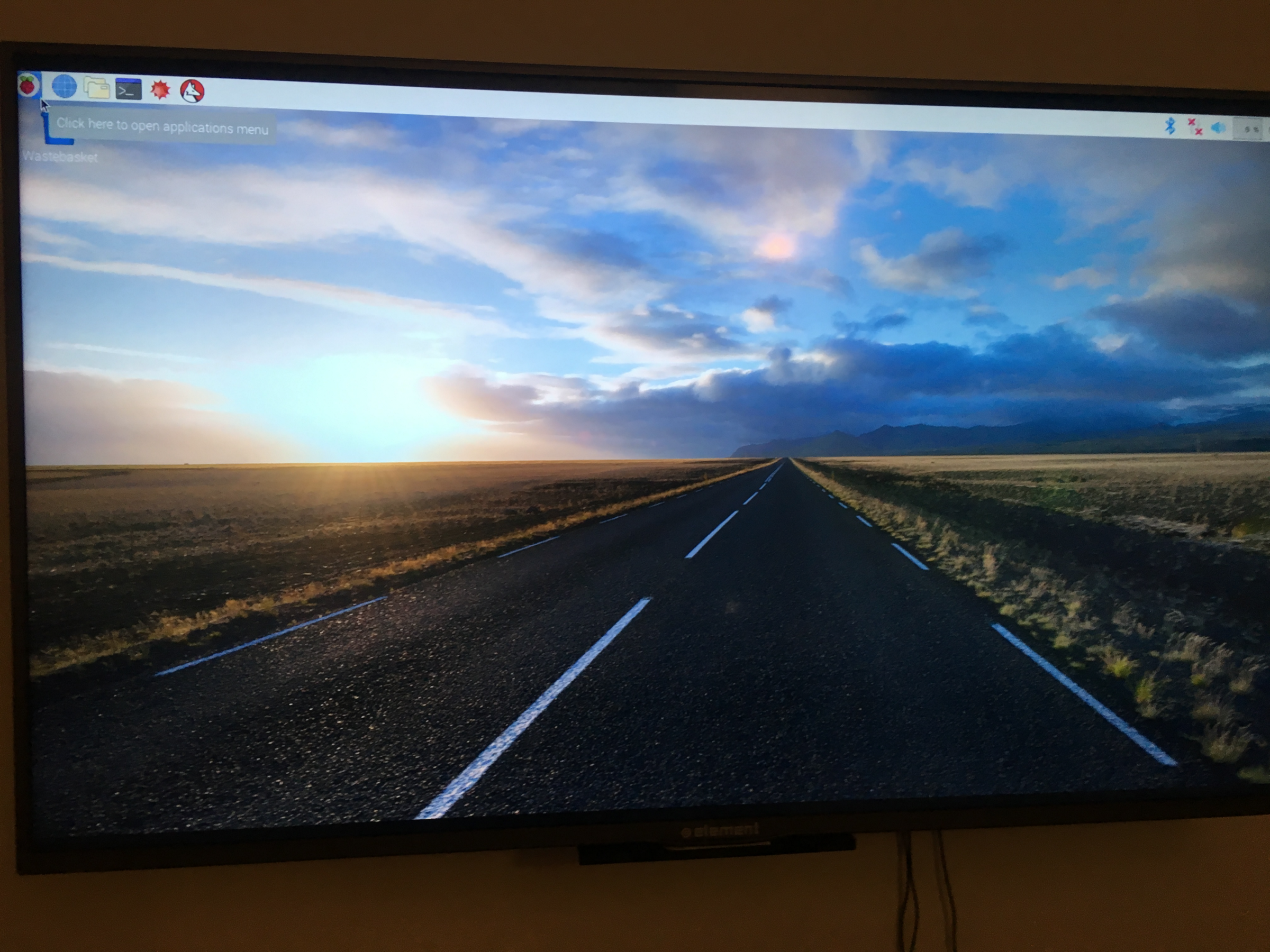 Using a Raspberry Pi as a Meeting Room Display