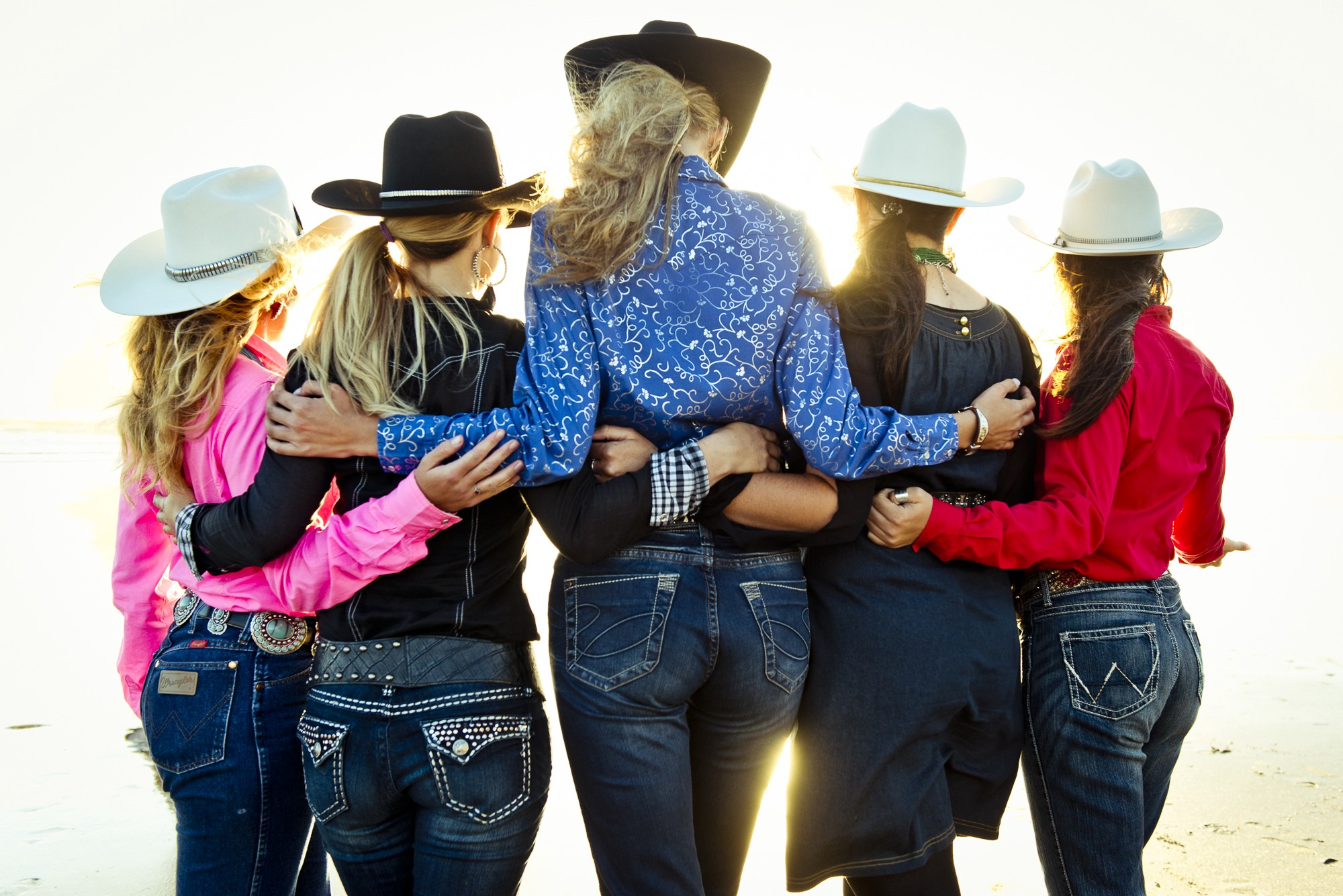 """""""Finding rodeo and finding my way into that family made me feel like I  finally had a place to belong."""" 66f821851b0d"""