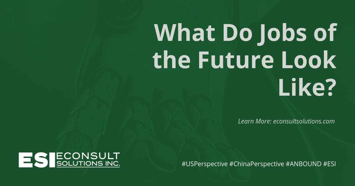 What Do Jobs of the Future Look Like?