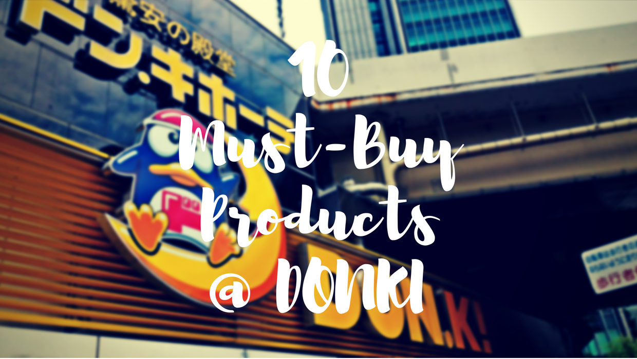 9e5c3270b Don Quijote a.k.a. DONKI is the most popular discount store in Japan with  over 150 branches through the country. Literally