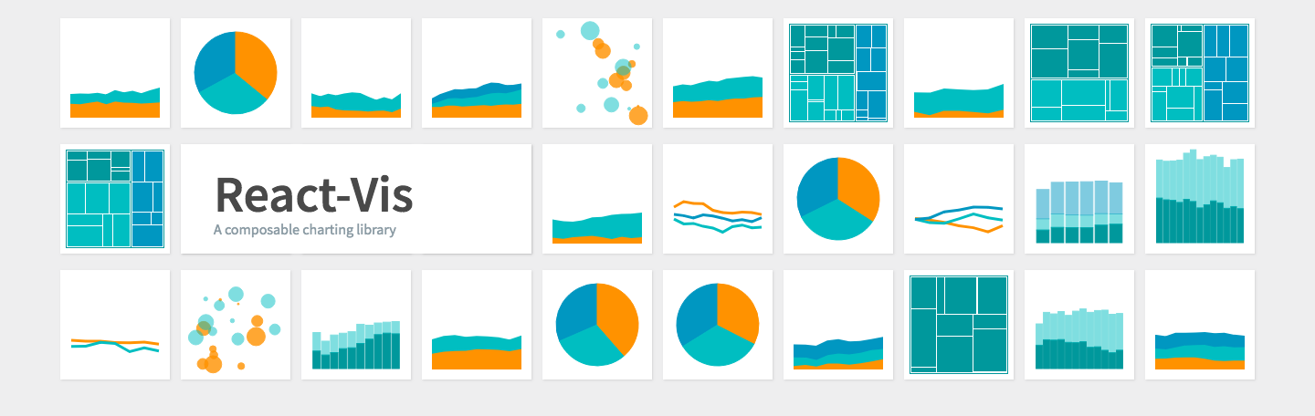React Vis 4k Stars Is Ubers Set Of React Components For Visualizing Data In A Consistent Way Including Line Area Bar Charts Heat Maps Scatterplots