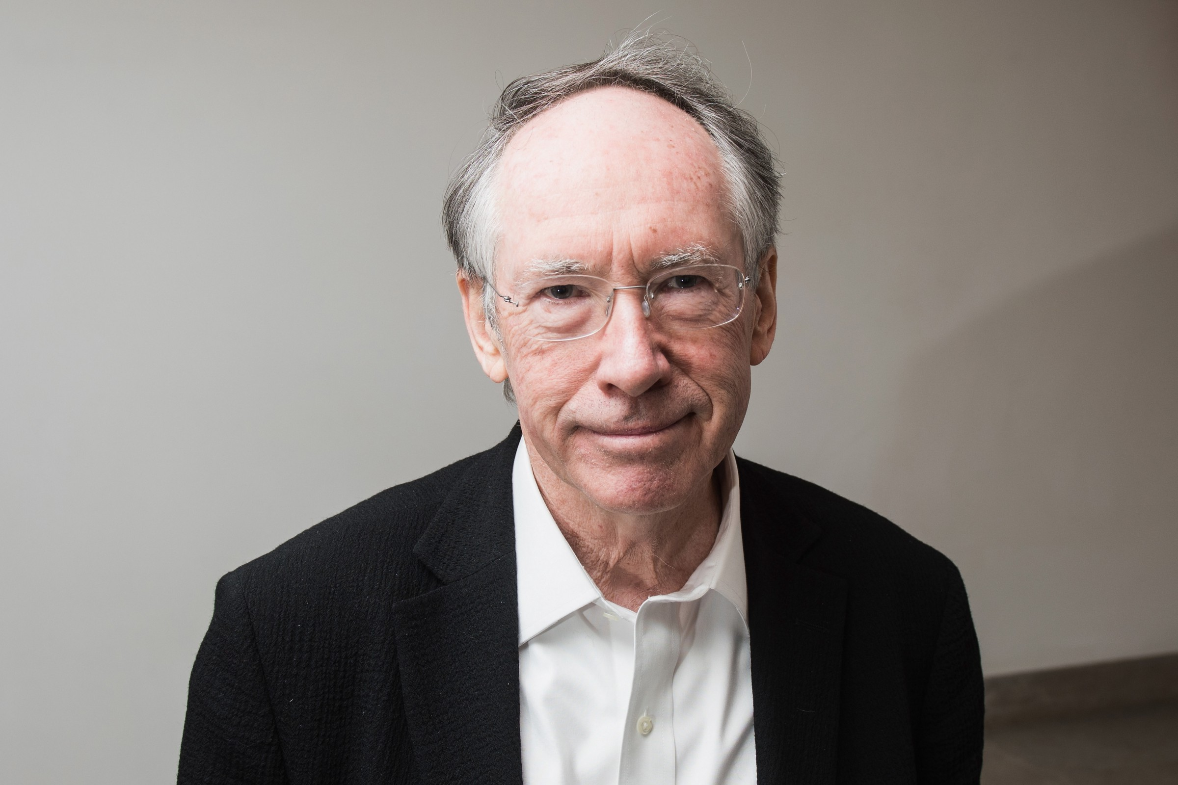 Ian McEwan on His New Novel and Ethics in the Age of A.I.