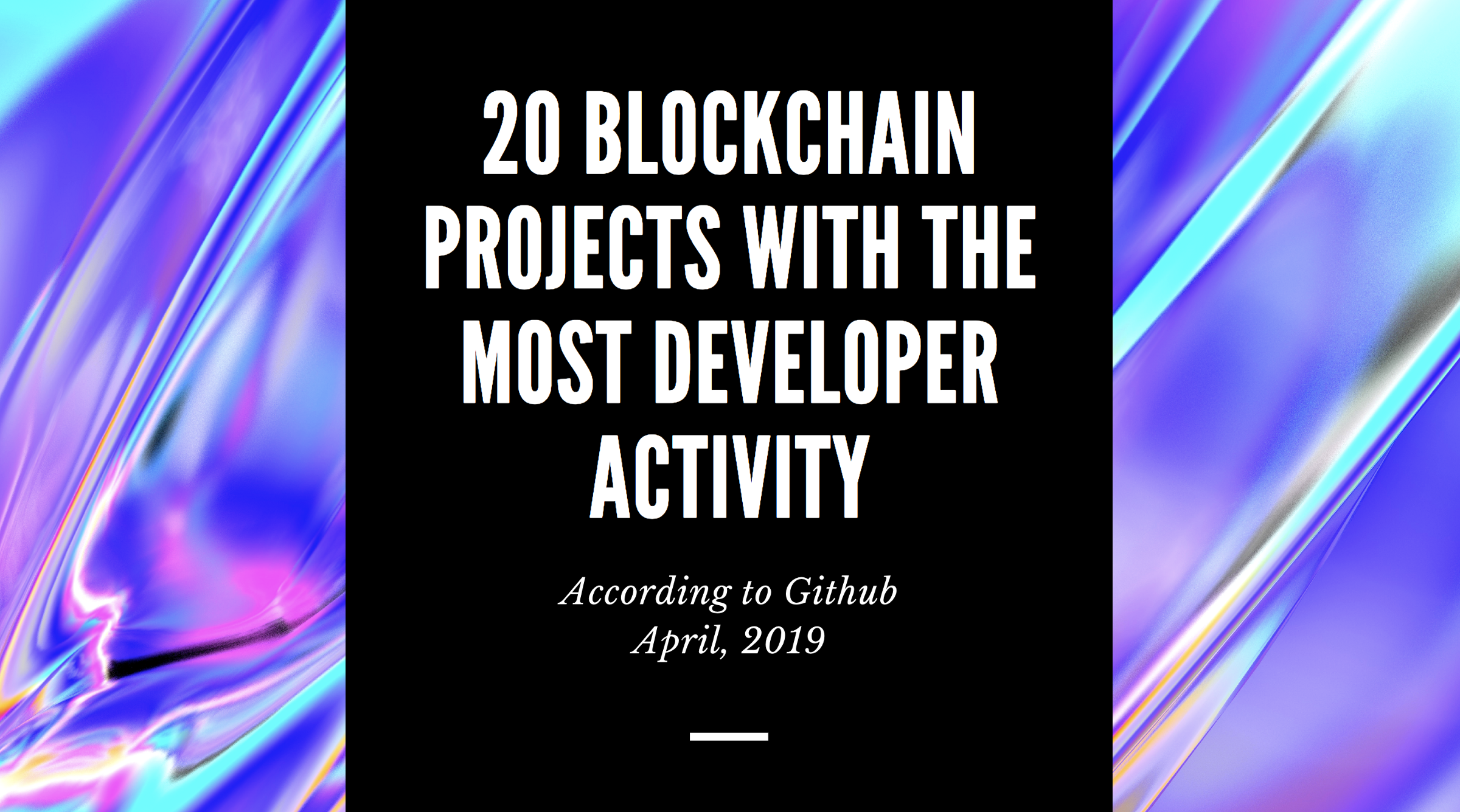 ethereum blockchain projects