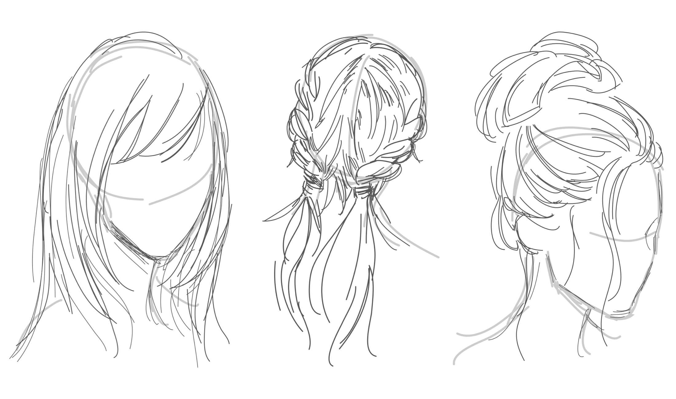 Learn How to Draw Hair With Your iPad and Apple Pencil ...