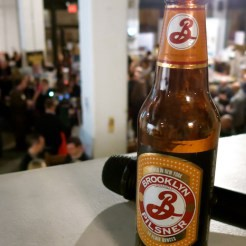 "Thanks, Brooklyn Brewery, for being, as Paul Morris said, ""the juice that makes the literary world so much more fun."""