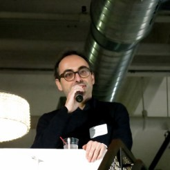 The always hilarious Gary Shteyngart