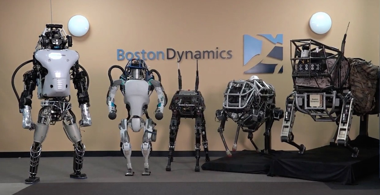 Image Credit: Boston Dynamics