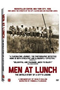 men at lunch dvd