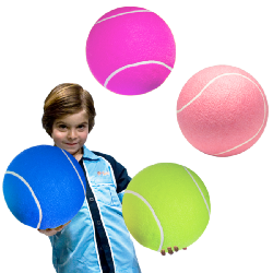 Did you know Jumbo Tennis Balls are a Top Performing Prize for our customers?