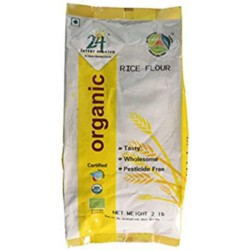 Organic White Rice Flour