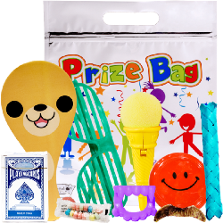 Did you know our Bag-O-Smiles Prize Bags can take your party program to the next level?