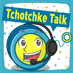 Tchotchke Talk—a podcast where we talk all about industry insights and nothing about tchotchkes. Episode 2 is live now!