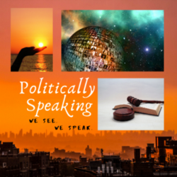 Politically Speaking is a proud supporter of equality and fair treatment for all people. We stand against systemic racism and the oppression of POC. Here at P.S., when we see—we speak.