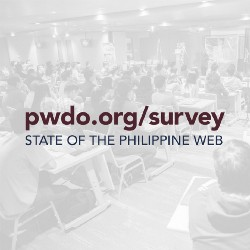State of Philippine Web Survey