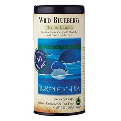 Wild Blueberry Tea