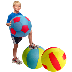 Get active this summer with outdoor prizes!