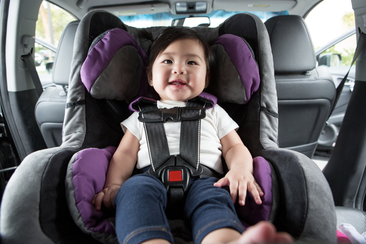 How Do You Get Your Child To Tolerate A Car Seat