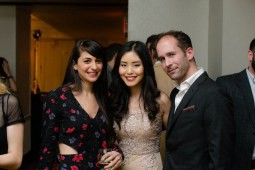 Emily Firetog, Jarry Lee and Andrew Lloyd-Jones