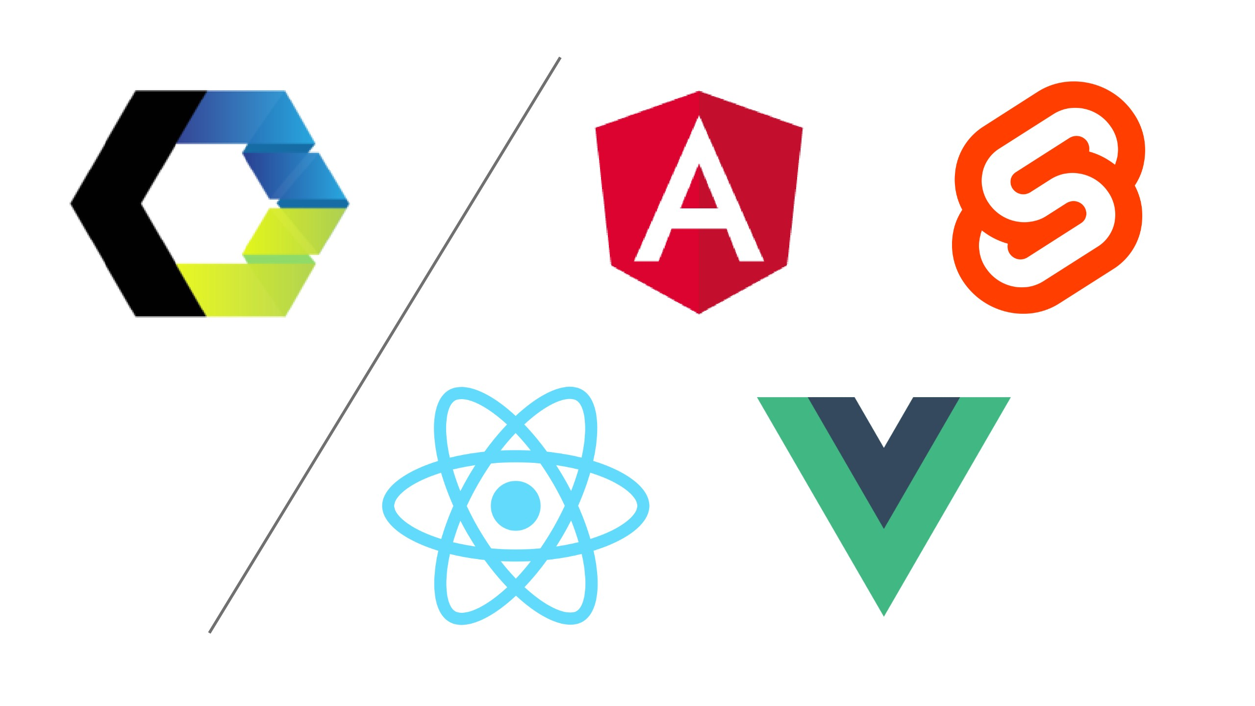 Why does One Want to learn Web Components with React, Angular, VueJs, and Svelte Around?