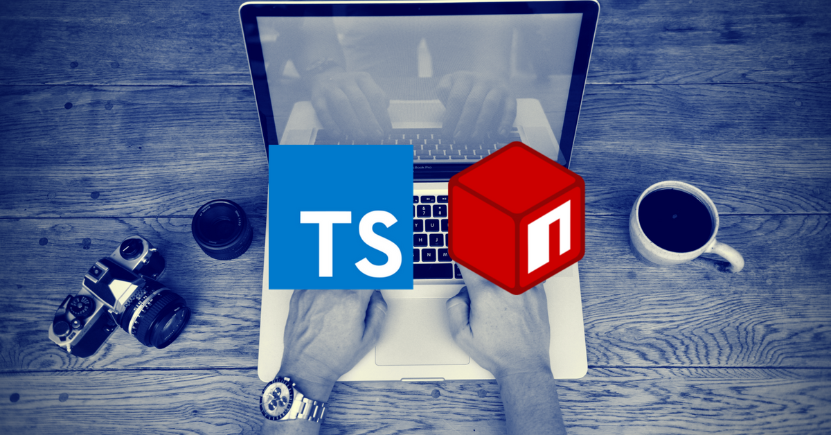 Build an npm package with TypeScript