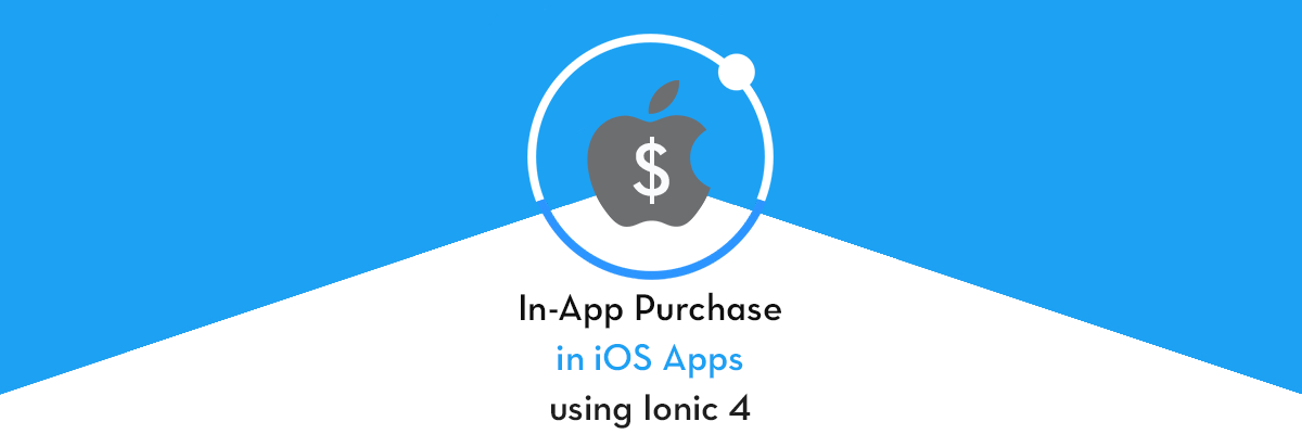 Implement In-app purchase in Ionic 4 apps (iOS)