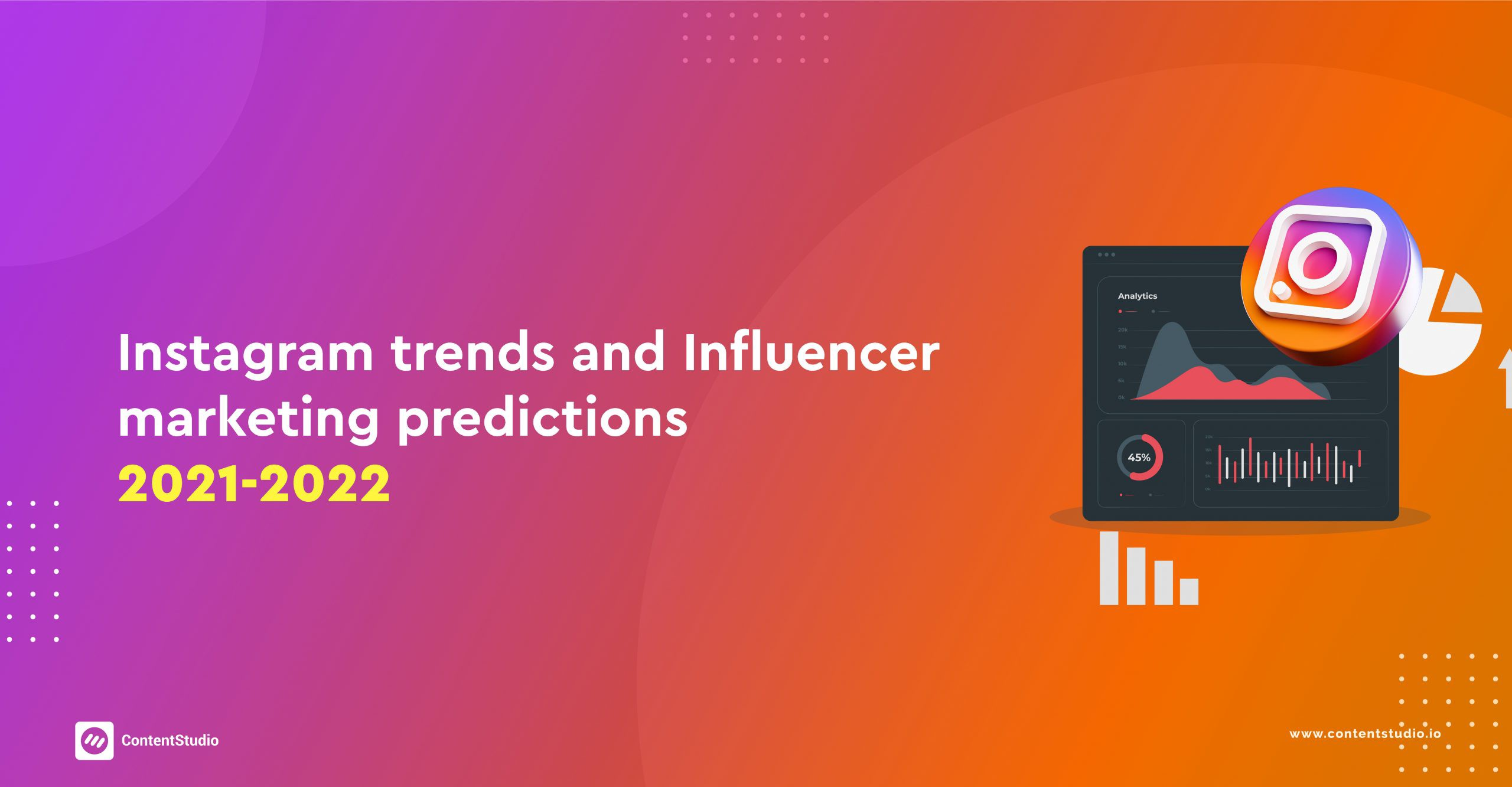 Instagram Trends and Influencer Marketing Predictions 2021–2022