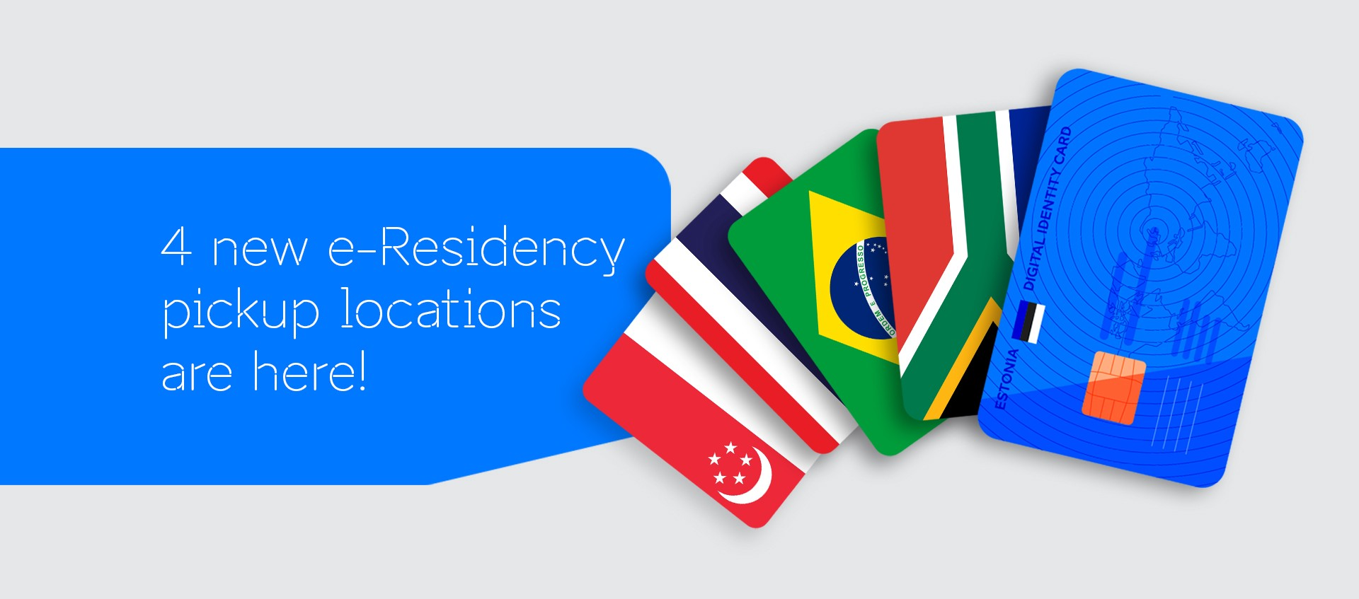 E-Residency is expanding!