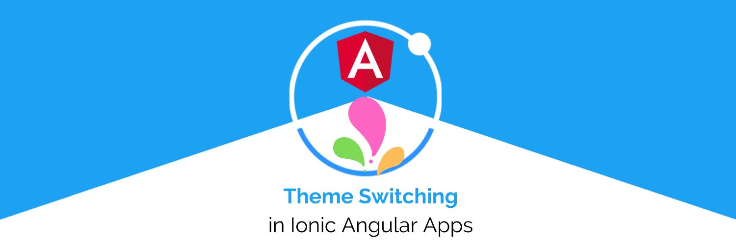 Make awesome Theme Switcher in Ionic 5