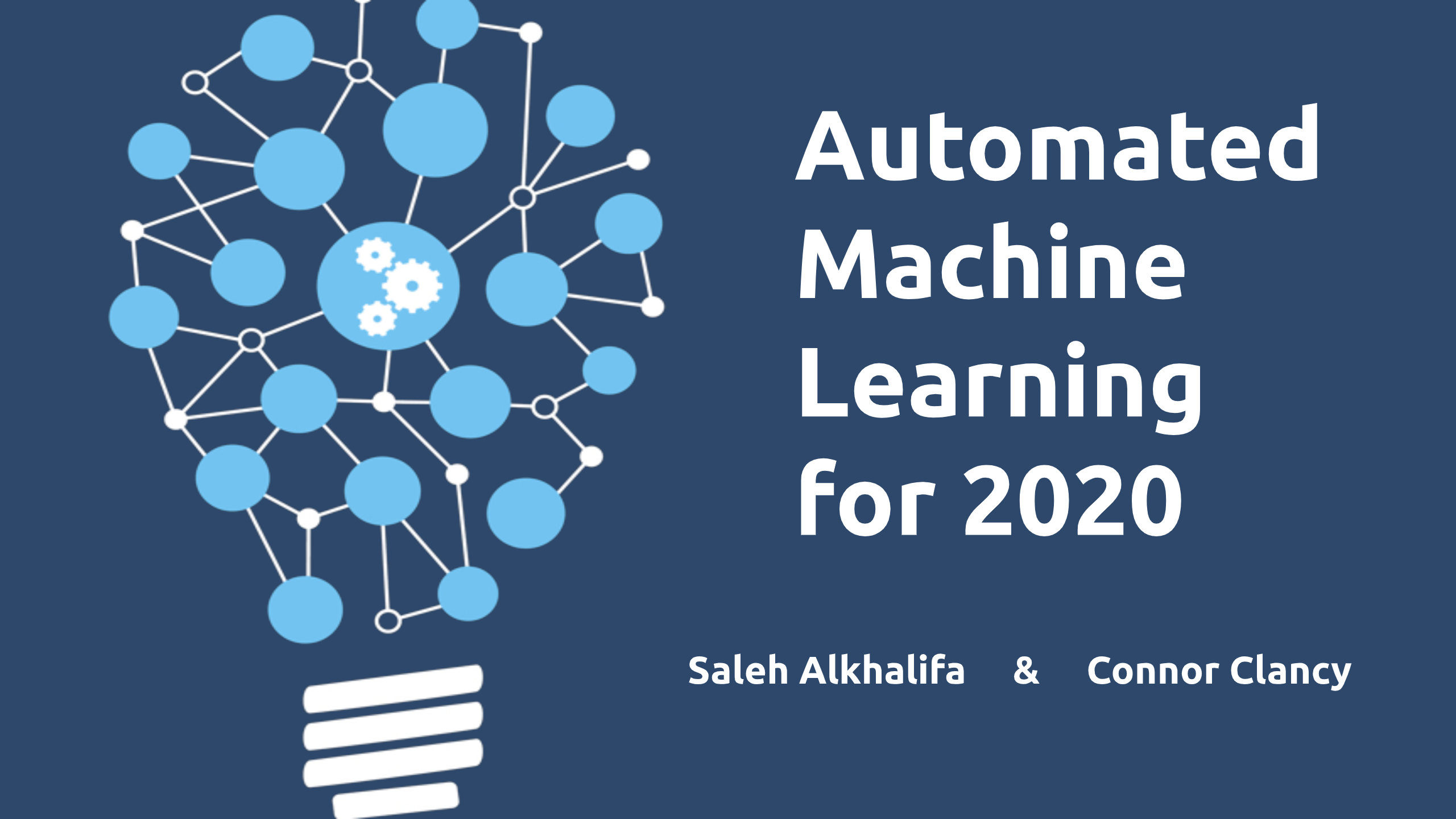Automated Machine Learning using Python3.7: Improving Efficiency in Model Development