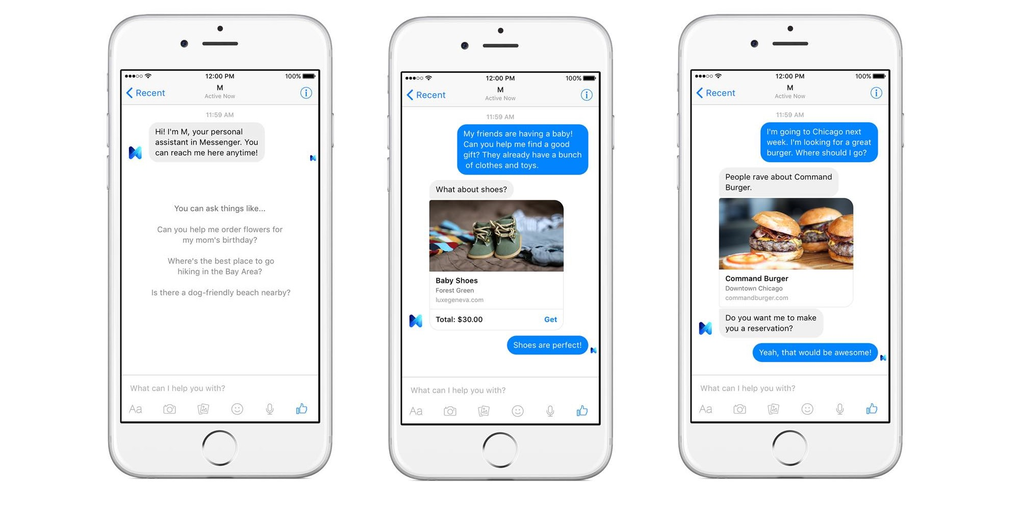 Introducing the exciting new future of Messaging – Build