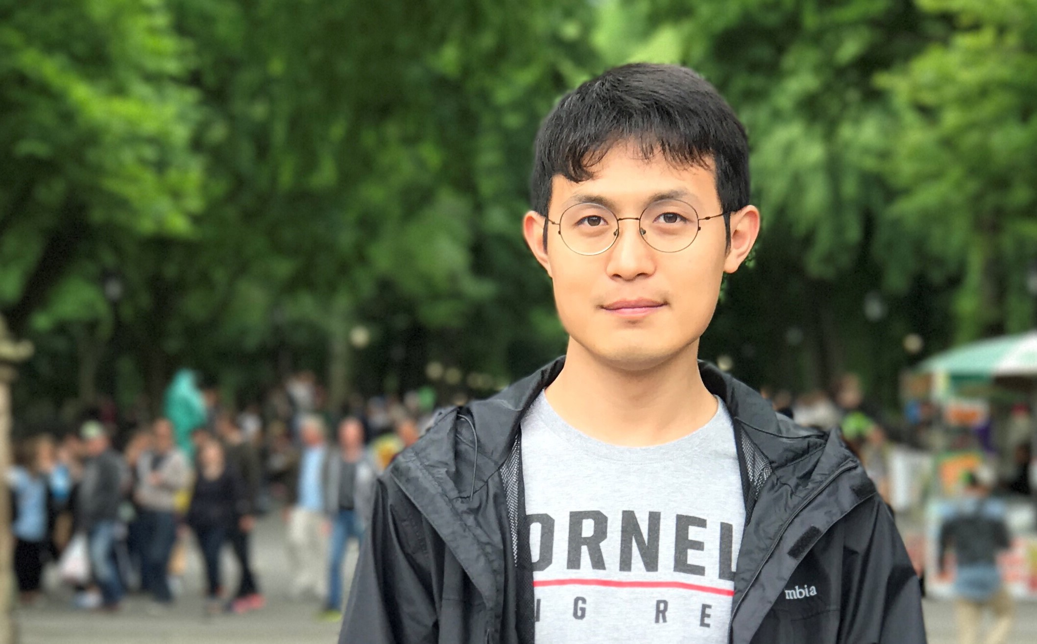 Third-year doctoral student Xiangkun (Elvis) Cao recently landed on the 2019 Forbes 30 Under 30 list, in the energy category, for his work on a project that converts carbon dioxide into a valuable resource.