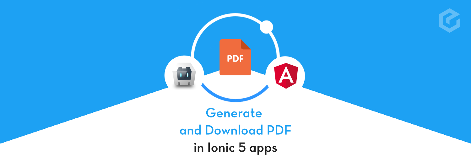 How to Generate and download PDF in Ionic 5 apps