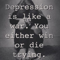 what can i do to fight depression