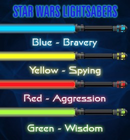 lightsaber colors and their meaning micah wagman medium