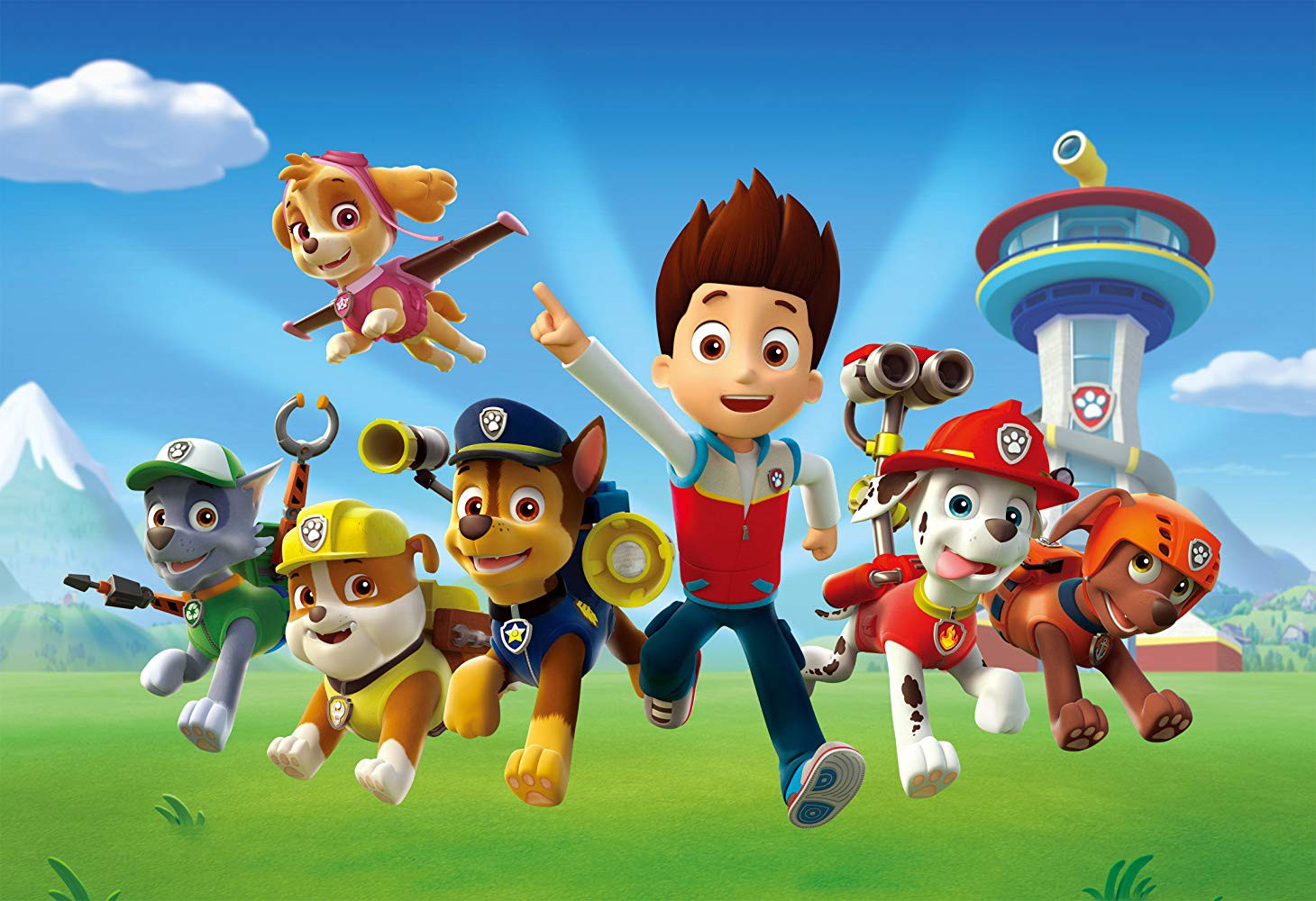 The Misogyny and Authoritarianism of  Paw Patrol  – Featured Stories –  Medium f585950c96